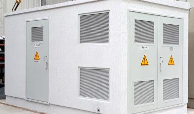 БКТП - блочные комплектные трансформаторные подстанции