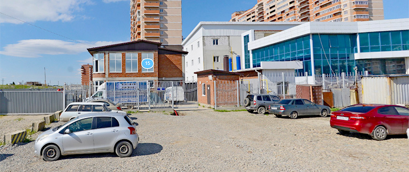 Офис СЕТИМАКС в Краснодаре