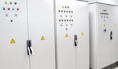 Шкафы, щиты автоматизации и управления